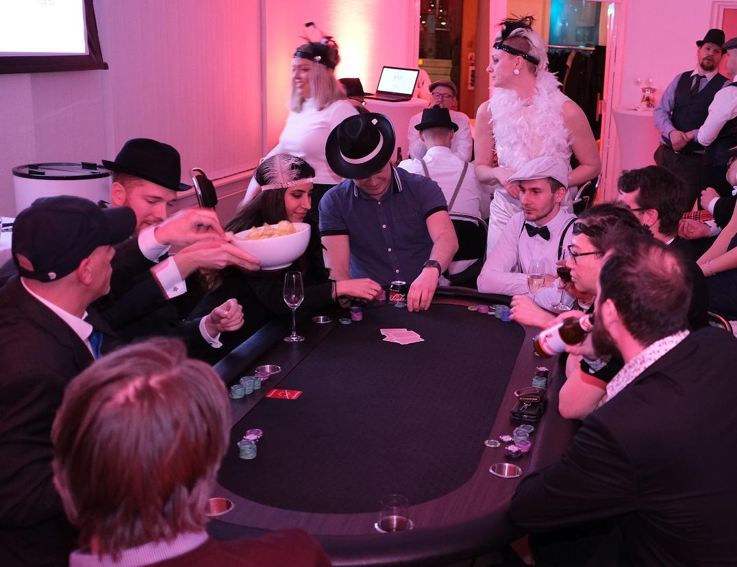Stort tack till alla er som kom förbi på Pokern