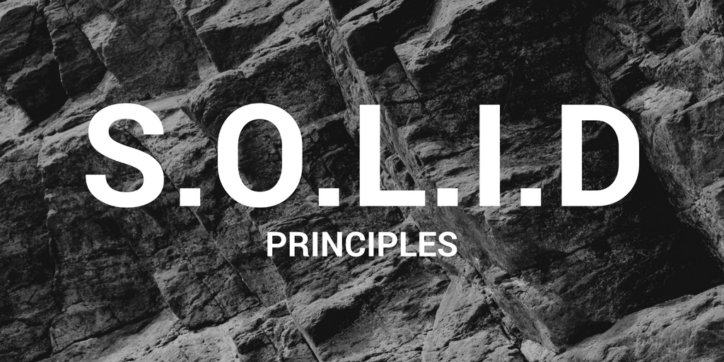 SOLID – The five commandments of good software